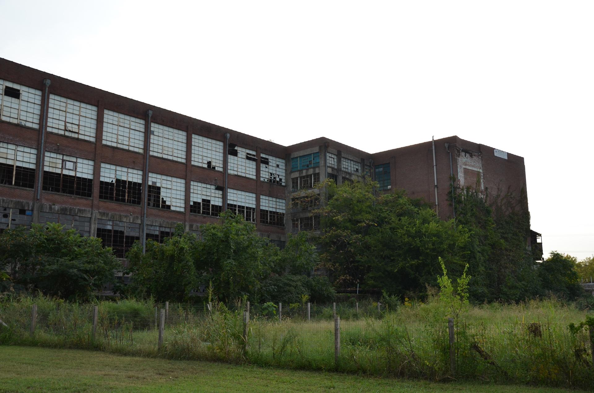 Warehouse Abandoned